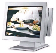 "TPV POS795 INOX Pantalla tctil 15"" ELO - Pantalla tctil 15"" ELO