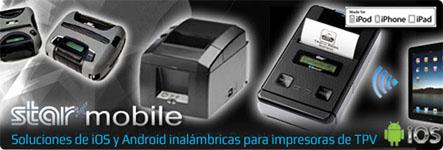 Impresoras Térmicas, Tickets, Cajas (Star)