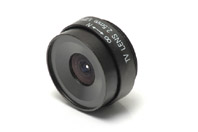 Objetivo 2 mm. SLCV F02 - Objetivo estandar de 2 mm para cámaras de vigilancia.