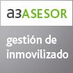 a3ASESOR | con Gestión de Inmovilizado