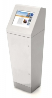 Kiosco Multimedia - GT 7000 MODULAR - Kiosco modular con habitáculo y capacidad suficiente para albergar cualquier tipo de componentes: impresoras (de tickets, A4), medios de pago, lectores de tarjetas, sensores biométricos, lectores multitarjetas, unidad DVD, webcam; networking, etc.