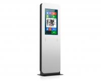 """Kiosco Multimedia - Serie G -   Modelo con pantalla de 32"""" ideal para publicidad y no pasar desapercibido."""