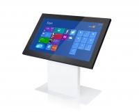 "Kiosco Multimedia - Serie T -   Modelo gran formato 32""/49"" horizontal. Una nueva forma de interactuar."