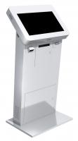 Kiosco Multimedia - Optima CORINTIA TRL PC - Kiosco Multimedia - Optima CORINTIA TRL. Formato PC (PIE). Configuración de dispositivos opcionales mediante registros preparados para cada tipo (ej. impresora, lectores, etc.).
