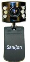 Webcam  mod.SLCV504 - Webcam SLCV504 Sanllon