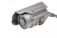 Camara exterior IR varifocal 2.5-9mm SLCV 814C  - Cámara exterior Varifocal con gran apertura 2.5 mm a 9 mm.