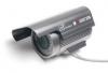 Camara exterior IR varifocal 4-9mm SLCV 815  - Cámara exterior día/noche con controles de zoom, foco, y ajustes de color en la parte trasera. Fácil manipulación por parte del instalador para ajustar los parámetros de la camara una vez instalada.