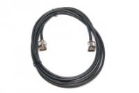 Cable Coaxial 50-3 Ohms 3m - Cable RG213 de 50 Ohms para amplificador de 3 metros con terminales (fichas conectoras) N macho, lo ideal para ganar tiempo en las instalaciones.