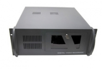 """Caja ATX para Rack19"""" especial DVRs  - Construida en Acero, esta caja diseñada específicamente para Racks 19"""". Utilizada habitualmente para construir videograbadores basados en PC. Además también se puede utilizar para PCs industriales, marinos, etc.…"""
