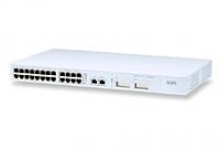 3Com SuperStack 3 Switch 4228G PN: 3C17304 - Conmutador - Gestionado - 24 puertos - Ethernet, Fast Ethernet - 10Base-T, 100Base-TX + 2x10/100/1000Base-T(señal ascendente) + 2 x GBIC (vacías) - 1U - externo - apilable.