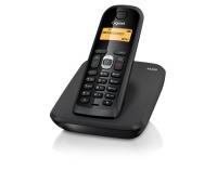 Teléfono inalámbrico GigaSet AS200 - Gran autonomía en llamada de hasta 20 horas. Brillante calidad del sonido HSP™Autonomía en espera de hasta 220 horas .  Ahorro de energía ECO DECT.