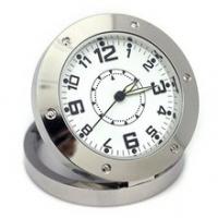 Camara / DVR espia en reloj analogico sobremesa CLKCAM0520 -