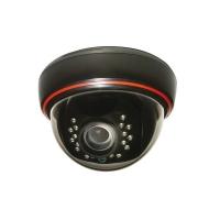 Cámara Domo Interior, D/N IR 15m. 600TVL, 2.8-11mm PN: DIR2016 - Domo Varifocal de interior con iluminación infrarroja.