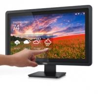Monitor 20 Dell E2014T Pantalla táctil de alta definición  - Una experiencia completamente nueva en monitores táctiles, con funcionalidad táctil intuitiva y natural, gran fiabilidad e infinidad de opciones de conectividad.
