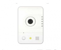 VIDEOTEC Camara IP 1Mpx. Mini panel, 3,6mm  GP100CB - C�mara IP de tipo mini panel, con excelente dise�o. Detecci�n de movimiento por PIR.