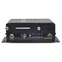 Terminal central embarcado CCTV, CMS, GPS, WIFI/3G PN: MTVR-E8  - Seguridad en Vehículos. Terminales embarcados. MTVR (Mobile Tracker Video Recorder) MTVR-E8