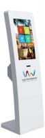 Kiosco Multimedia - Optima CORINTIA SLN - Kiosco Multimedia - Optima CORINTIA SLN de fondo reducido y atractivo diseño. Admite opcionalmente impresora de tickets de alta capacidad.