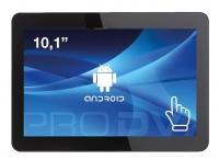 Tablet ProDVX APPC-10DSK de 10,1 pulgadas - Tablet ProDVX APPC-10DSK de 10,1 pulgadas con PC para sistema operativo Android. Diseñada para uso intensivo 24/7. Incluye soporte.