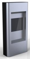 Kiosco Multimedia - Serie E Wall - Terminal de Exterior Pared -   Modelo de exterior de Pared. Soporta todo tipo de condiciones ambientales.