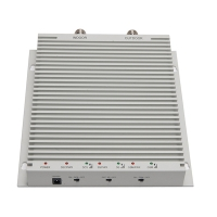 Repetidor GSM900 / DCS1800 / 3G2100. 55dB (1000m2) PN: SLEE1550  - Amplificador Tribanda de alta ganancia. Esta preparado para trabajar como mínimo con todas las operadoras de Europa. Incorpora un interruptor con el cual se puede activar desactivar cualquier banda.
