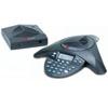 Polycom SoundStation 2 Wireless  - Polycom SoundStation 2 Wireless: Audioconferencias inalámbricas. Este modelo permite liberar de cables la mesa ya que la conexión entre la base y la consola es mediante tecnología inalámbrica.