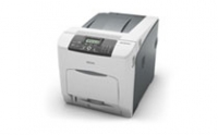 Ricoh Aficio™ SP C431DN - La SP C431DN ofrece funciones de seguridad de serie como Enhanced Locked Print NX. Conseguirá optimizar su productividad gracias a una alta calidad, una rápida impresión de hasta 40 páginas en color por minuto...