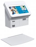 Kiosco Multimedia - Optima CORINTIA TRL MRL - Kiosco Multimedia - Optima CORINTIA TRL MRL. Formato mural para pequeños espacios. Base opcional para formato sobremesa.