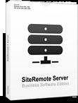 SiteRemote Business Edition - SiteRemote es una solución cliente/servidor capaz de supervisar y controlar kioscos desde una ubicación remota.
