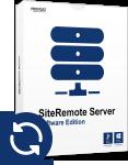 SiteRemote Server Update - Utilice su propio servidor dedicado para SiteRemote para disponer de todas las funciones evitando instalación, actualizaciones, mantenimiento, etc..