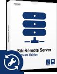 SiteRemote Server Maintenance - Utilice su propio servidor dedicado para SiteRemote para disponer de todas las funciones evitando instalación, actualizaciones, mantenimiento, etc.. Renueve el servicio regularmente para optar a un precio más económico.